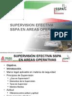 Supervision Efectiva en Sspa