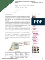Epistemología e Investigación_ de La Creatividad a La Innovación_ TRIANGULACIÓN