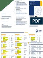 Plan de Estudios de Ingenieria Civil