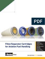 Filter Water Separator Elements