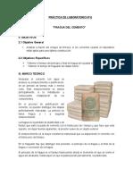 Objetivos, Teoria, Materiales, Fragua Del Cemento