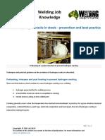 Defects_hydrogen Cracks in Steels Prevention and Best Practice ( Welding Job Knowledge )