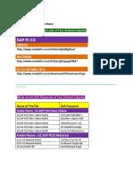 0086.Download Links & RaR Passwords of SAP FICO Videos-Materials