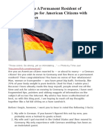 How to Become a Permanent Resident of Germany