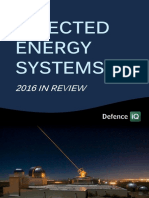 Directed Energy Systems 2016