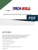 Salud Visual o Cup