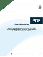 1 Resumen Ejecutivo Corredor Logistico Honduras VF