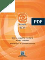 Censos económicos de INEGI