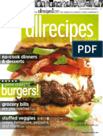Allrecipes - August 2016