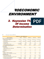 MEE -3 - Keynesian Theory of Income Determination(2016)