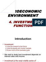 MEE - 4 - Investment Function(2016)