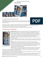 La Sacerdotisa en Las Cartas de Tarot
