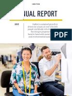 Inditex Annual Report 2015 Web