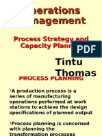 Process Planning Ppt