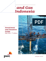 PwC Indonesia Oil and Gas Guide 2016