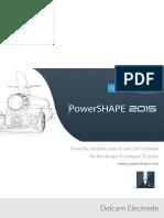 09. PowerSHAPE 2015 - Delcam Electrode En