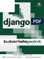 Django | Python (Programming Language) | Databases