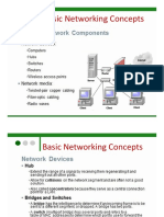 Mikrotik Basic Networking Concepts