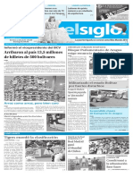 Edición Impresa El Siglo 19-12-2016