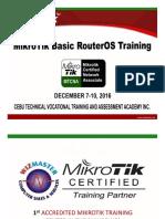 Engr Roy_Mikrotik Cebu Training