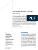 Anestesia Del Lactante y Del Ni o 2012 EMC Anestesia Reanimaci n