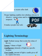 Lighting Powerpoint