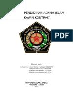 Makalah Pendidikan Agama Islam