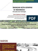 PENGEMBANGAN KOTA KOMPAK DI INDONESIA