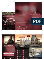 Parisien Tower Brochure