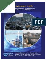 Programme Guide - PGDUPDL