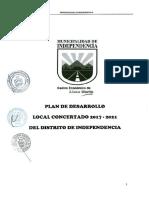 Plan Desarrollo 2017-2021