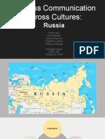 business culture in russia