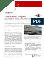 Shalimar Steel Re Rolling Mills