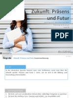 B1.0201G Future Present and Future Tense