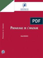 Livre Phonologie de Amazigh Boukouss 2009