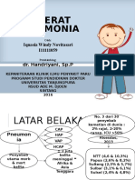 Referat - Pneumonia