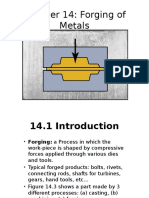 Chapter 14 Forging of Metals