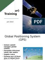 GPS Tour Training