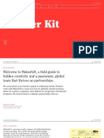 Makeshift Partnerkit 2014