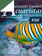 Boletin Asociación Española de Acuaristas 17