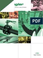 Pegler Commercial Valve Solutions Export Brochure
