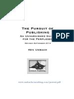 The Pursuit of Publishing