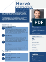CV moderne