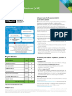 Sales Professional Accreditation Datasheet