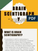 Brain Scintigraphy