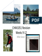 CHM1051 Revision Week 13 2015