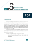 T16 Trastornos de conducta alimentaria
