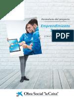 Formulario Emprendimiento Social 2015 Es