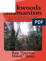 Backwoods Shamanism_ an Introduction to the American Folk-Magic of Hoodoo C