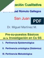 Dr Miguel Martínez Migueléz 17-03-16
